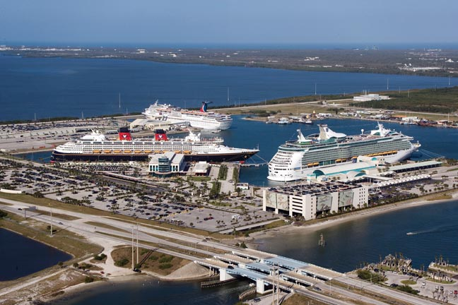 Airport parking airport hotels park and fly hotels cruise parking cruise hotels park - Port canaveral cruise lines ...